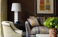 Luxury Junior suite. Ham Yard Hotel London. © Firmdale Hotels