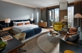 Suite bedroom. Mandarin Oriental Barcelona. © Mandarin Oriental Hotel Group