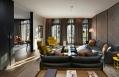 Suite Premier living room. Mandarin Oriental Barcelona. © Mandarin Oriental Hotel Group