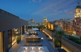 Oriental Suite terrace. Mandarin Oriental Barcelona. © Mandarin Oriental Hotel Group