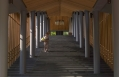 Amanoi, Vietnam - Central Pavilion Arrival Steps. © Amanresorts