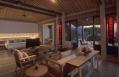 Amanoi, Vietnam - Pool Pavilion Interior. © Amanresorts