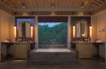 Amanoi, Vietnam - Pool Pavilion Bathroom. © Amanresorts