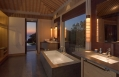 Amanoi, Vietnam - Pool Pavilion Bathroom. © Amanresorts
