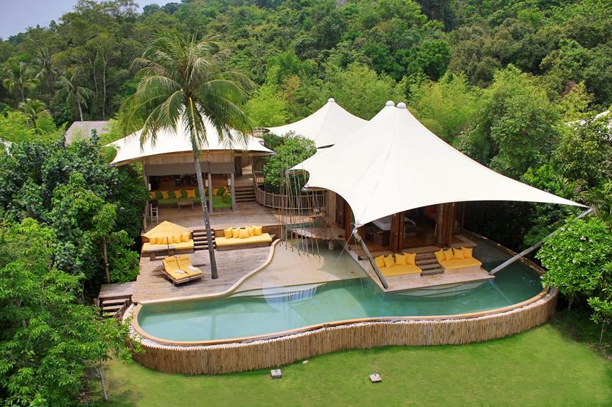 Soneva Kiri, Koh Kood, Thailand. © Soneva.com