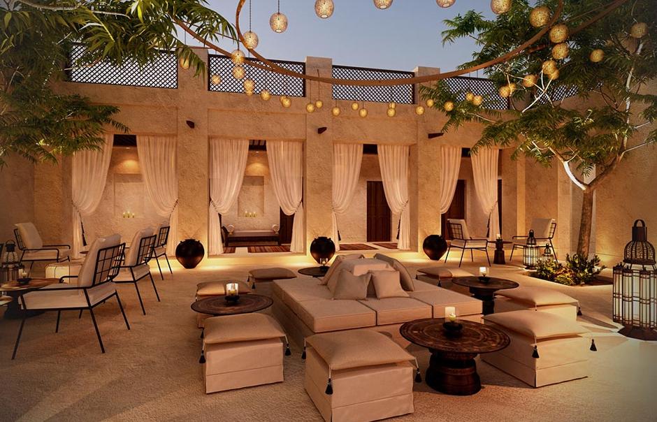 Al Bait Sharjah, United Arab Emirates. TravelPlusStyle.com