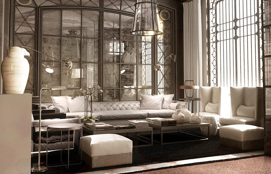 Cotton House Hotel, Barcelona, Spain. TravelPlusStyle.com