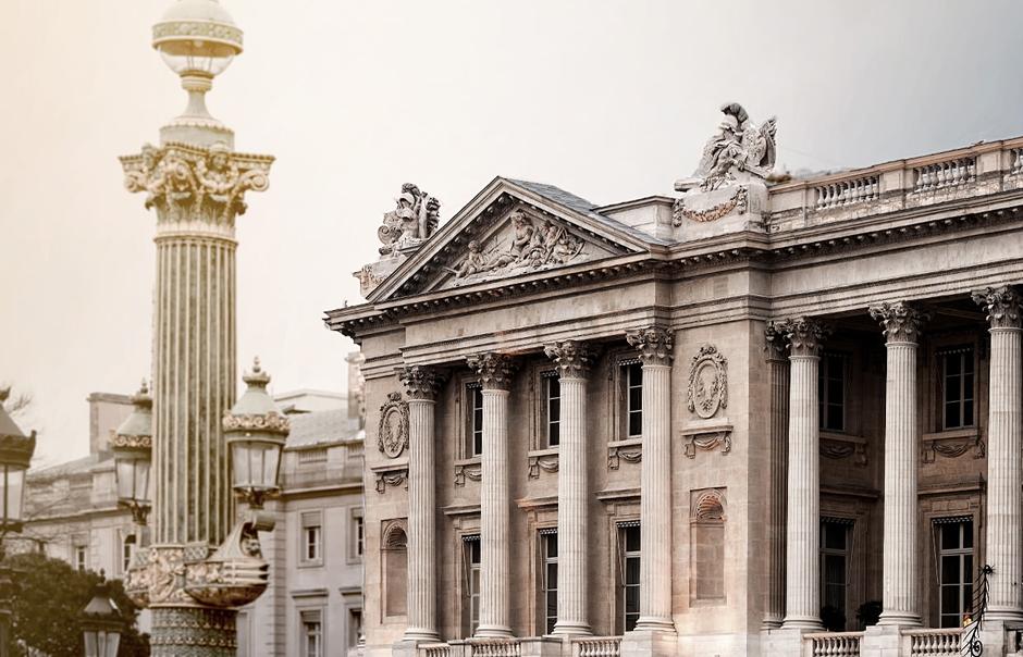 Crillon Paris. TravelPlusStyle.com