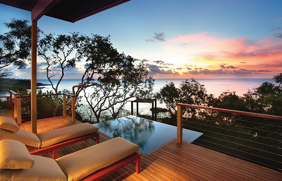 Lizard Island, Australia. TravelPlusStyle.com