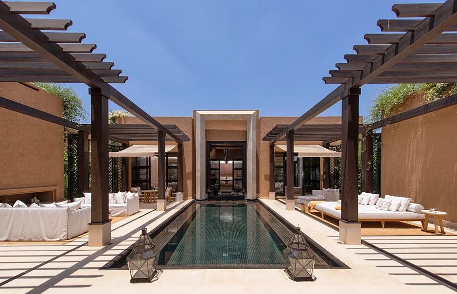 Mandarin Oriental Marrakech. TravelPlusStyle.com