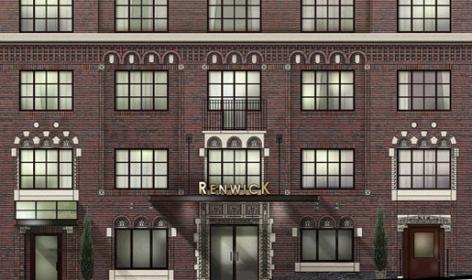 Renwick Hotel NY. TravelPlusStyle.com