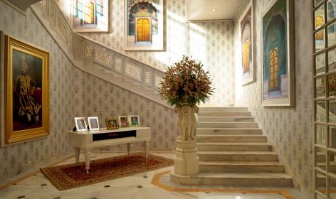 Sujan Rajmahal Palace, Jaipur. TravelPlusStyle.com
