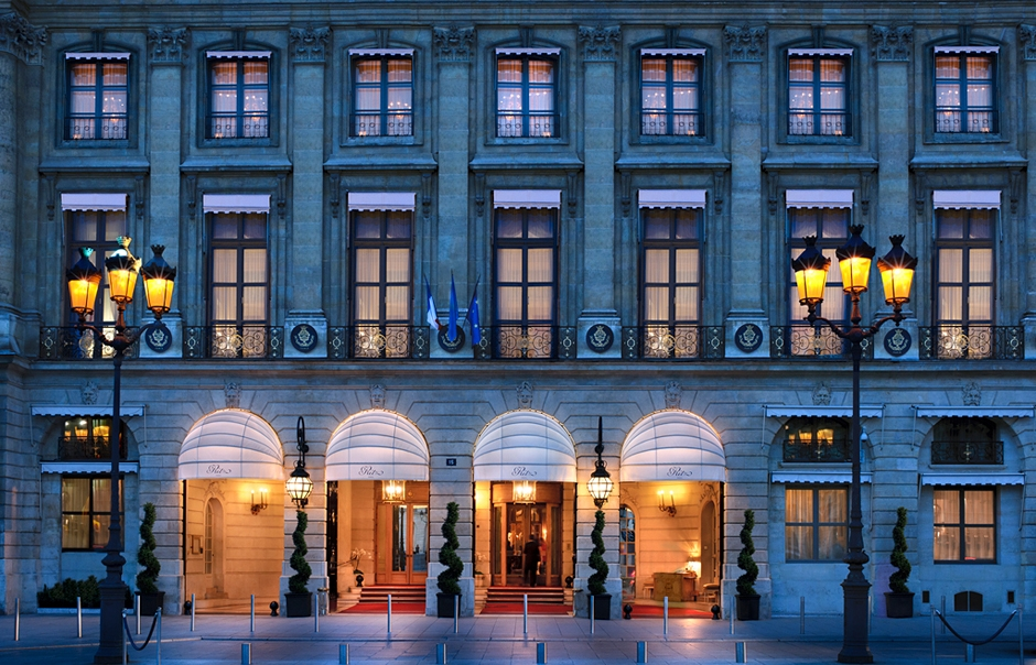 Ritz Paris. TravelPlusStyle.com