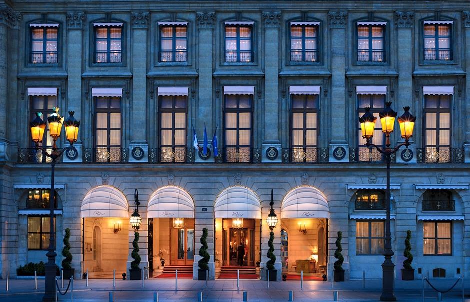 Ritz Paris. TravelPlusStyle.com