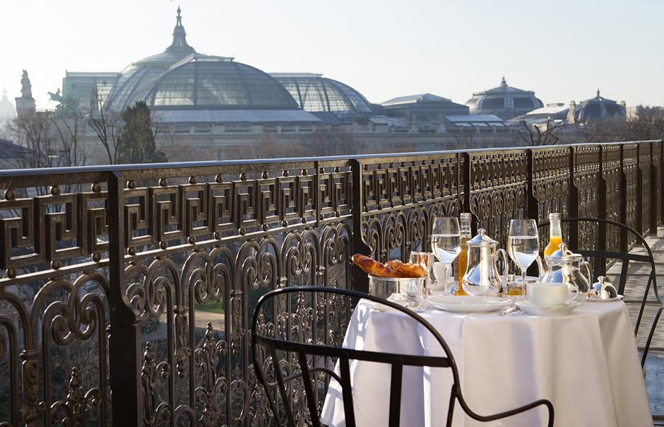 La Reserve Hotel, Paris.TravelPlusStyle.com