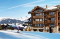Hotel des Trois Vallees, Courchevel, France. © The Hotels d'en Haut Group