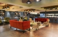 Library. Soho House New York. © Soho House
