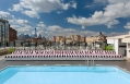 Rooftop pool. Soho House New York. © Soho House