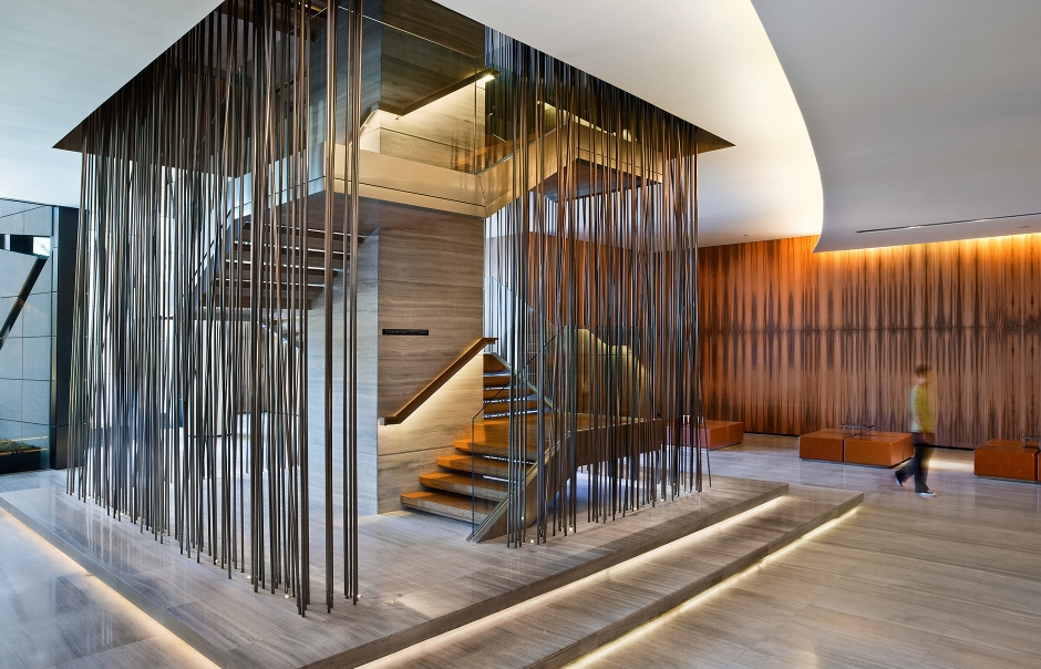 Interior. EAST Beijing, China. © Swire Hotels
