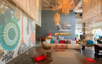 Living Room. W Retreat & Spa – Vieques Island, Puerto Rico. © Starwood Hotels & Resorts