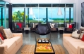 Airport welcome lounge. W Retreat & Spa – Vieques Island, Puerto Rico. © Starwood Hotels & Resorts