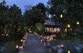 Lobby view at night. Anantara Phuket Villas, Thailand. © Anantara Hotels, Resorts & Spa