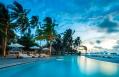 Pool. Maalifushi by COMO, Maldives. © COMO Hotels & Resorts