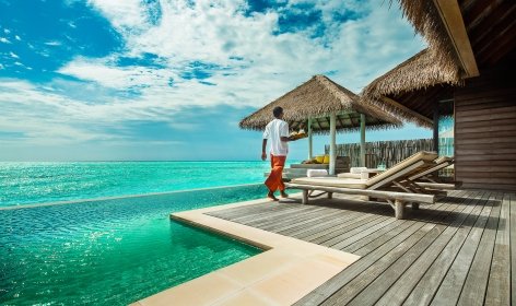 Maalifushi by COMO, Maldives. © COMO Hotels & Resorts