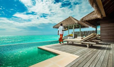 COMO Maalifushi, Maldives. Hotel Review by TravelPlusStyle. Photo © COMO Hotels & Resorts