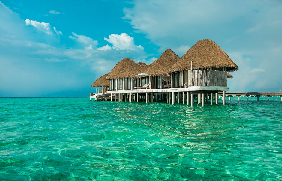 Como Villa. Maalifushi by COMO, Maldives. © COMO Hotels & Resorts
