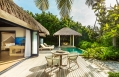Garden Room. COMO Maalifushi, Maldives. Hotel Review by TravelPlusStyle. Photo © COMO Hotels & Resorts
