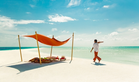 Cocoa Island - Maldives. © COMO Hotels and Resorts