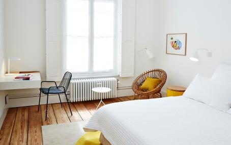 Hôtel des Galeries, Brussels, Belgium. Hotel Review. Photo © Hôtel des Galeries
