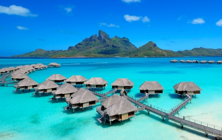 Four Seasons Resort Bora Bora, French Polynesia. Hotel Review. © Four Seasons Hotels Limited