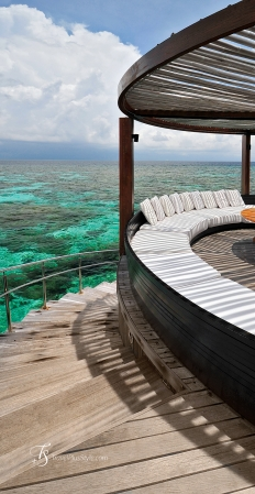 W Retreat & Spa Maldives © TravelPlusStyle.com