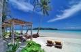 The beach. Soneva Kiri, Koh Kood, Thailand. © Soneva.com