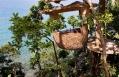 Treepod Dining. Soneva Kiri, Koh Kood, Thailand. © Soneva.com