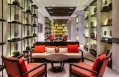 Library. Alila Jabal Akhdar, Nizwa, Oman. © Alila Hotels and Resorts