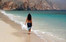 The Beach. Six Senses Zighy Bay, Oman. © Travel+Style