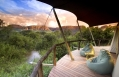 A Marataba luxury tented suite. Marataba Safari Company, South Africa. © Marataba