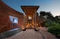 The lodge's main building. Marataba Safari Company, South Africa. © Marataba