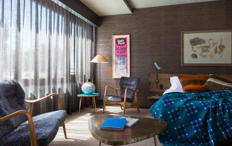 Hotel Ovolo Nishi, Canberra, Australia. Hotel Review. Photo © Ovolo Hotels