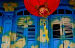 Singapore's Chinatown. © Travel+Style