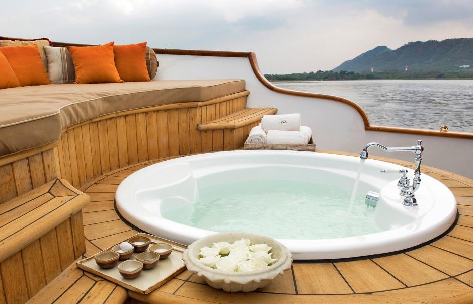 Taj Lake Palace, Udaipur, India. Photo © Taj Hotels Resorts and Palaces