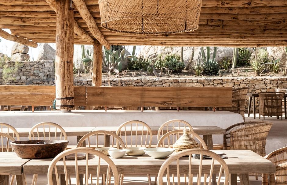 Scorpios Mykonos. TravelPlusStyle.com