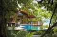 Tree House Villa. Shangri-La's Villingili Resort and Spa. © Shangri-La Hotels and Resorts