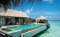 Villa Muthee. Shangri-La's Villingili Resort and Spa. © Shangri-La Hotels and Resorts