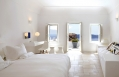 Honeymoon Suite with Plunge Pool. Santorini Grace. © Grace Hotels Limited