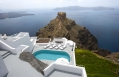 The Villa, Private Pool Terrace. Santorini Grace. © Grace Hotels Limited