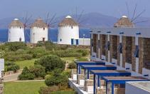 Mykonos Theoxenia, Greece. © Design Hotels